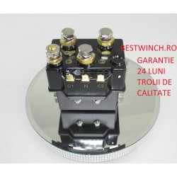 Releu Troliu Garantie 24 luni Profesional Bestwinch 500 A 12V sau 24V